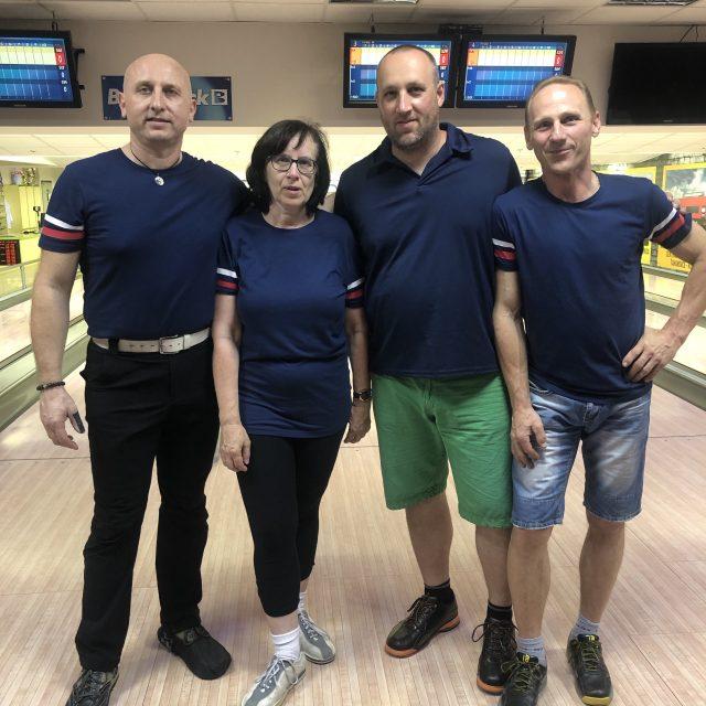 2. kolo KBL 2019 Galériabowling Košice