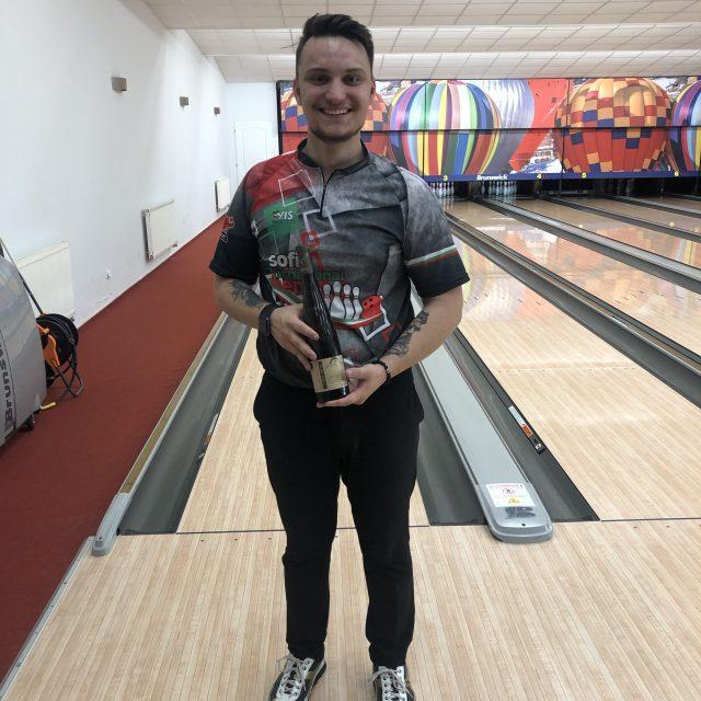 Víťazom 2. rundy GRAND PRIX PREŠOV 2019 sa stal Alex Basala!