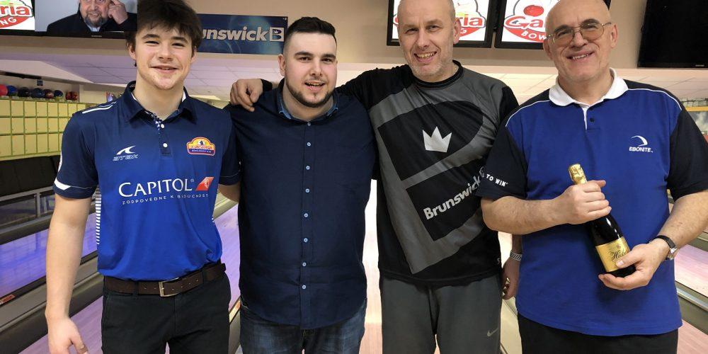 Víťazom turnaja dvoch mazaní v Košiciach sa stal Vladimír Merkovský