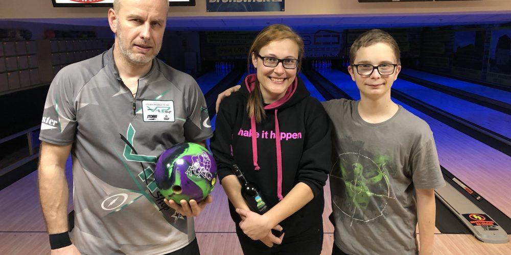 Víťazkou turnaja AJ 9 JE STRIKE v Galériabowling Košice sa stala Alena Kentošová