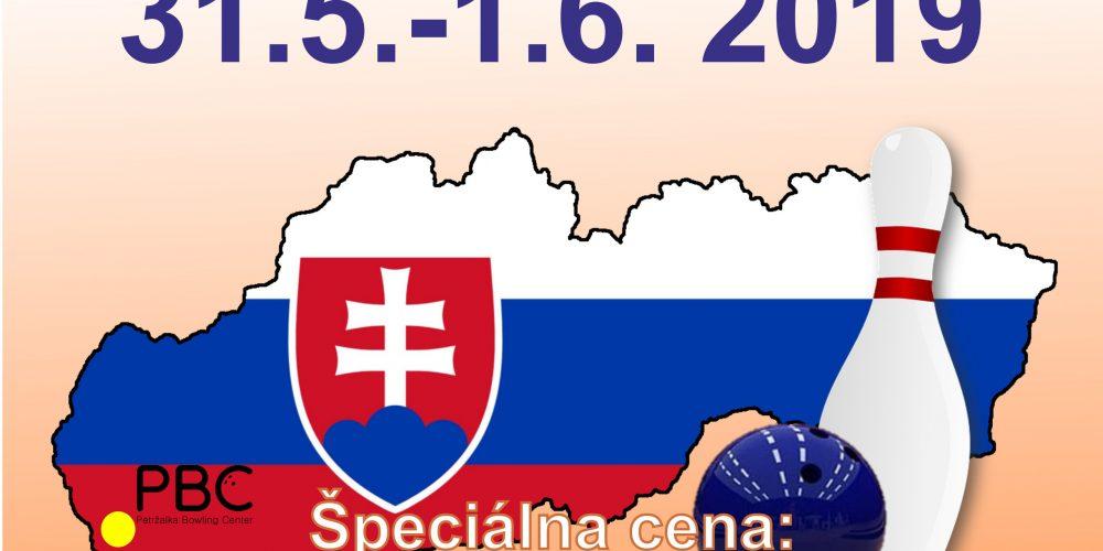SLOVAKIA QUBICA AMF CUP 2019 v PBC Bratislava.