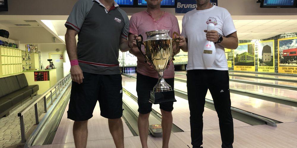 Záverečné kolo Košickej bowlingovej ligy 2019