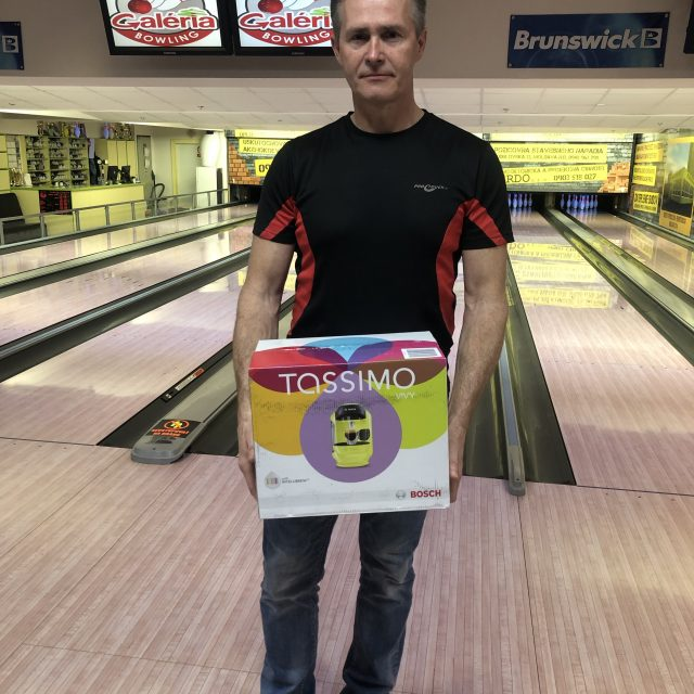 Víťazom 3. rundy KOŠICE OPEN 2019 sa stal Bohuš Antoška.