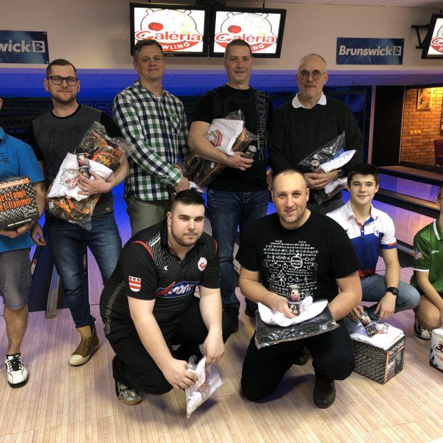 Poznáme víťazov Silvestrovského BOWLSHOP OPEN 2018 v Košiciach!!!