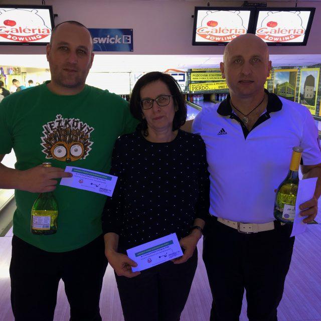 Víťazkou Kamarátskeho turnaja v Košiciach Gabriela Lehocká.
